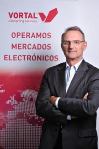 Rui Dias Ferreira, CEO da Vortal.
